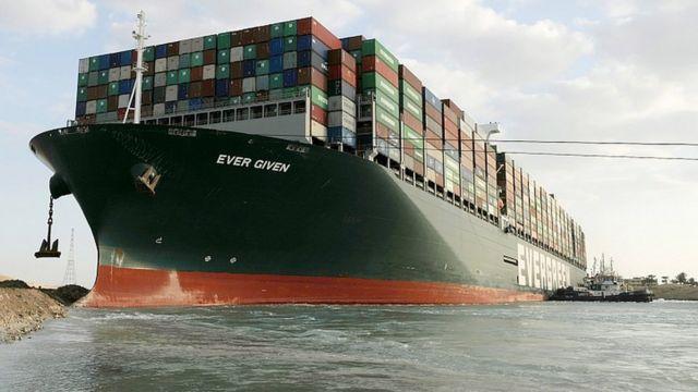 Así ha impactado el bloqueo del Ever Given en la economía y el comercio internacional